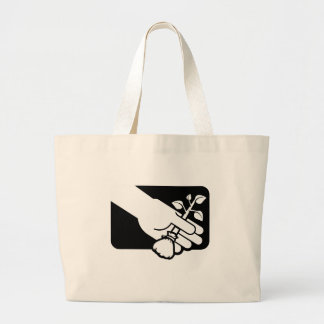 EARTH DAY - Plant Trees Canvas Bags