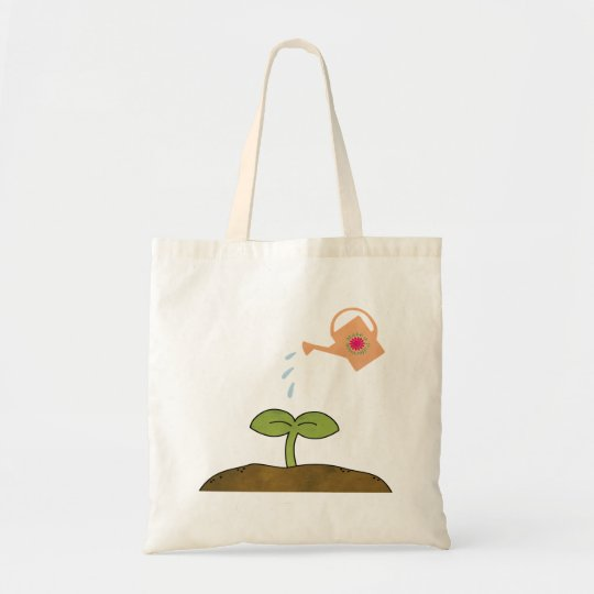 Earth Day Plant trees Make a Difference Tote