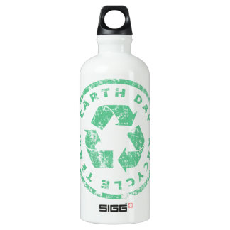 Earth Day Recycle Team SIGG Traveller 0.6L Water Bottle