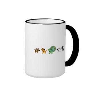 Earth Day Ringer Mug