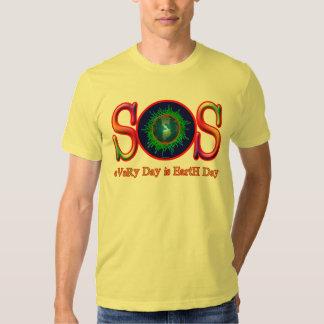 Earth Day SOS Shirt