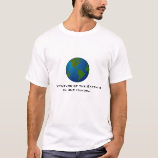 Earth_Day T-Shirt(Men) T-Shirt