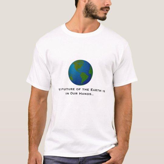 Earth_Day T-Shirt(Men) T-Shirt