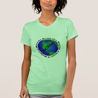 Earth Day Tank Top