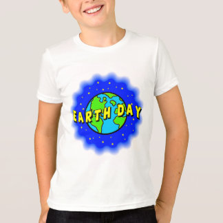 Earth Day Tee and Presents