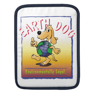 Earth Dog IPad Cover Sleeves For iPads
