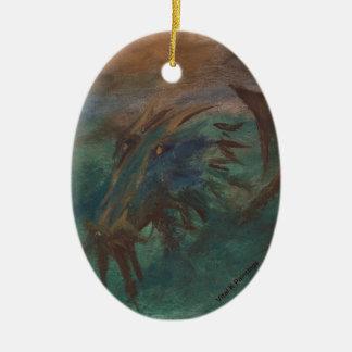 Earth Dragon Ornament