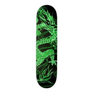 Earth Dragon Element Custom Pro Park Board 21.6 Cm Old School Skateboard Deck