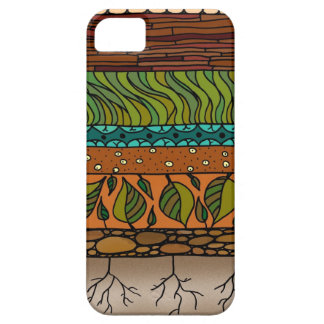 Earth Elements Barely There iPhone 5 Case