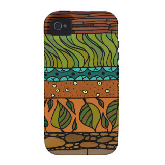Earth Elements Case-Mate iPhone 4 Cases