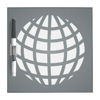Earth Fashions Icon Dry-Erase Boards