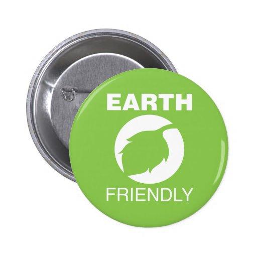 Earth Friendly Button