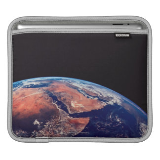 Earth from a Satellite 3 iPad Sleeves