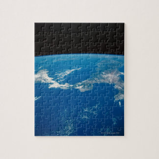 Earth from a Satellite 4 Puzzle