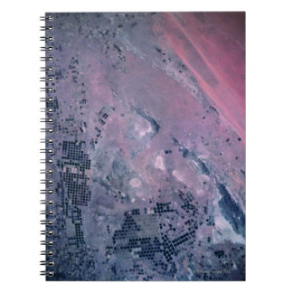 Earth from a Satellite Notebook