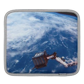 Earth from a Space Shuttle 2 iPad Sleeve
