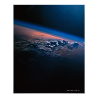 Earth from Outer Space 2 Poster