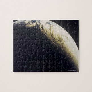 Earth from Outer Space 3 Jigsaw Puzzle