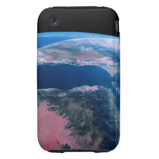 Earth from Outer Space 5 iPhone 3 Tough Cover