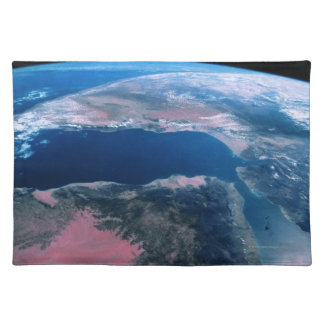 Earth from Outer Space 5 Placemat