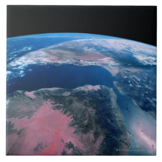 Earth from Outer Space 5 Tile