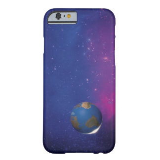 Earth from outer space barely there iPhone 6 case