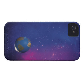 Earth from outer space iPhone 4 case