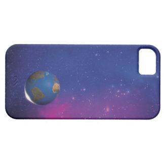 Earth from outer space iPhone 5 covers