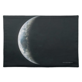 Earth from Outer Space Place Mats