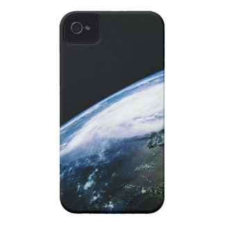 Earth from Satellite 2 iPhone 4 Cases