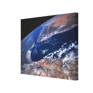 Earth from Space 10 Gallery Wrap Canvas