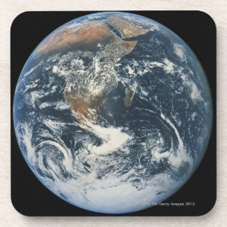 Earth from Space 10 Beverage Coasters