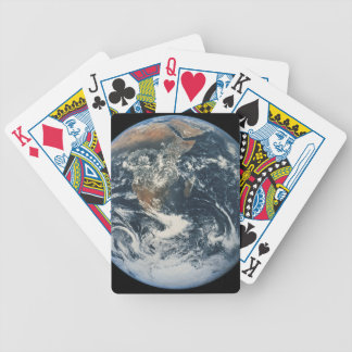 Earth from Space 10 Bicycle Card Deck