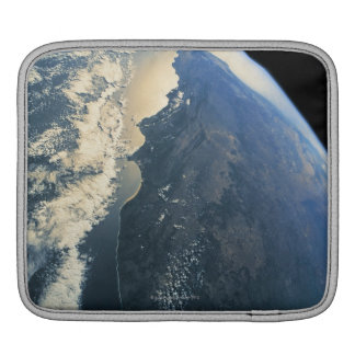 Earth from Space 11 iPad Sleeve