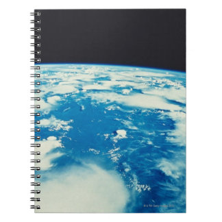 Earth from Space 12 Notebook