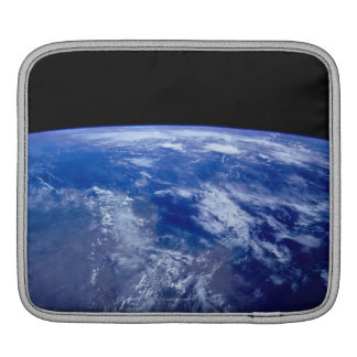 Earth from Space 13 iPad Sleeve
