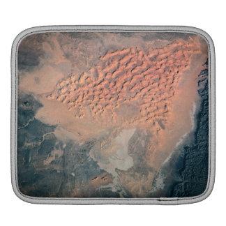 Earth from Space 15 iPad Sleeve
