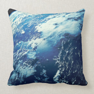 Earth from Space 16 Throw Pillow
