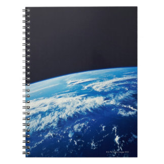 Earth from Space 17 Note Book