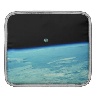 Earth from Space 18 iPad Sleeve