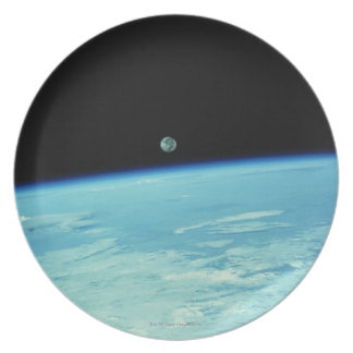 Earth from Space 18 Plate