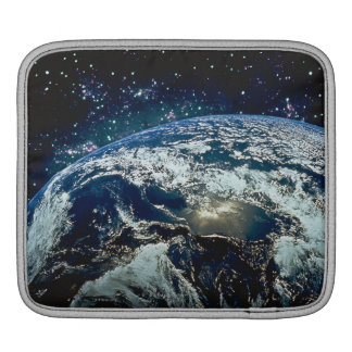 Earth from Space 20 iPad Sleeve