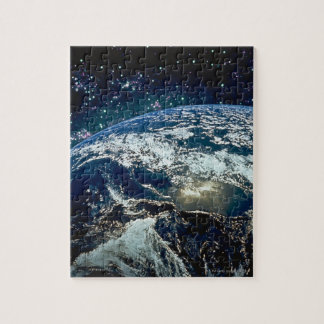 Earth from Space 20 Jigsaw Puzzle