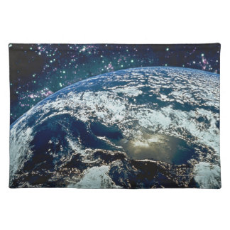 Earth from Space 20 Placemat