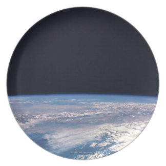 Earth from Space 21 Plate