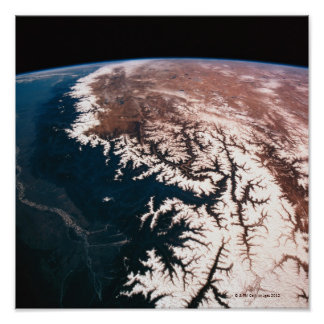 Earth from Space 21 Poster