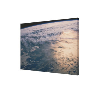 Earth from Space 24 Canvas Print
