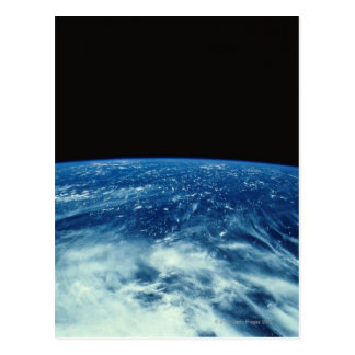 Earth from Space 25 Postcard