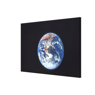 Earth from Space 26 Gallery Wrapped Canvas