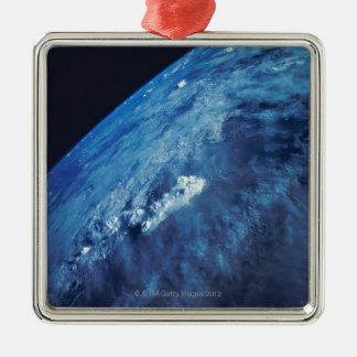 Earth from Space 26 Christmas Ornament